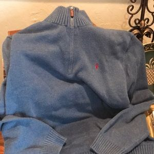 Polo Ralph Lauren 1/4 Zip Sweater